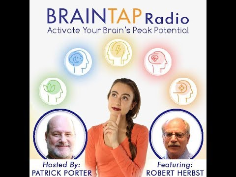 BrainTap Radio: Powerlifting, the Olympics, and the mindset of champions with Robert Herbst
