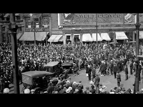 The Winnipeg General Strike marks 100 years
