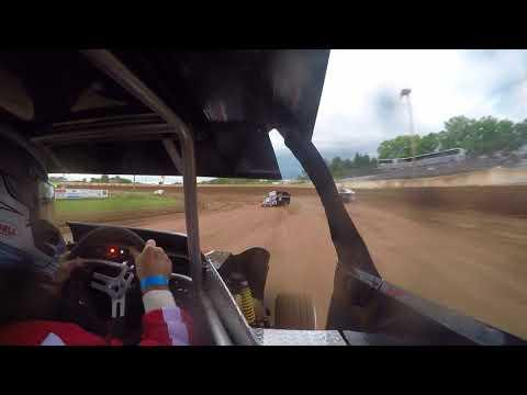 Rice Lake Speedway Heat (06-17-2017)