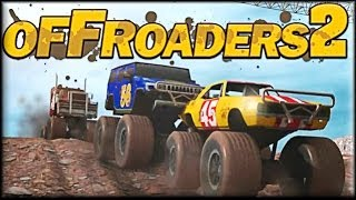 Offroaders 2 Game (1-5 races)