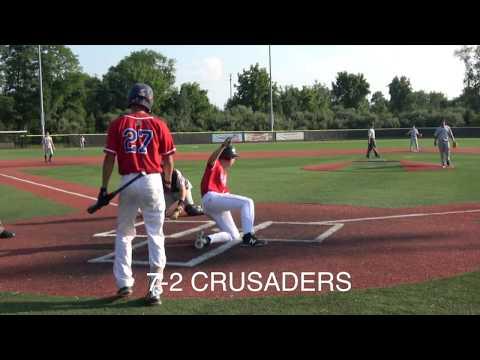 Crusaders Baseball Club 16U Vs Sportika Gallagher Elite At Diamond Nation 16U Blue Chip