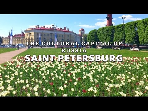 The Most Visited Places of Saint Petersburg | Russia