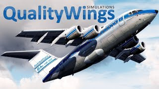 QualityWings Ultimate 146 Collection | Prepar3d V4.3