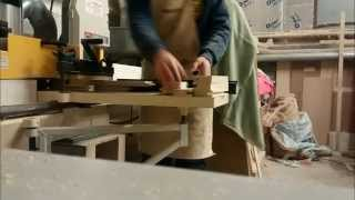 Making Shaker Cabinet Doors