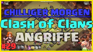 COC [29] Chilliger Morgen   Let's Play Clash of Clans [German/HD]