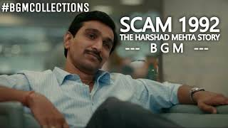 Scam 1992 - The Harshad Mehta Story BGM HD l Achint Thakkar l Hansal Mehta I