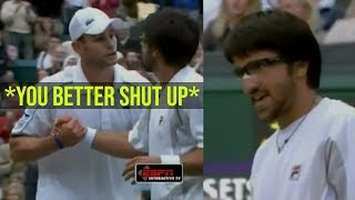 Tennis - Most Dramatic Match You Have NEVER Seen | Roddick VS. Tipsarevic