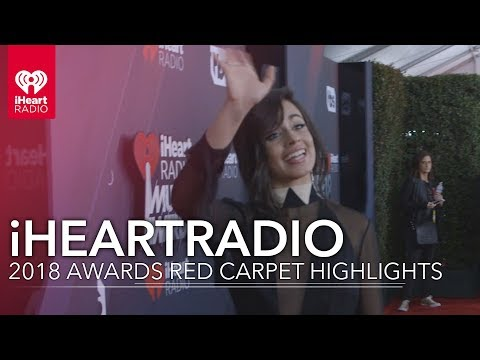 Camila Cabello + More Celebs From The Red Carpet! | 2018 iHeartRadio Music Awards
