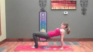 Grounding Yoga sequence for the Root Chakra