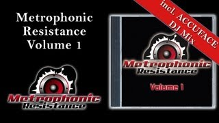 Metrophonic Resistance Volume 1 (CD & Digital Compilation)