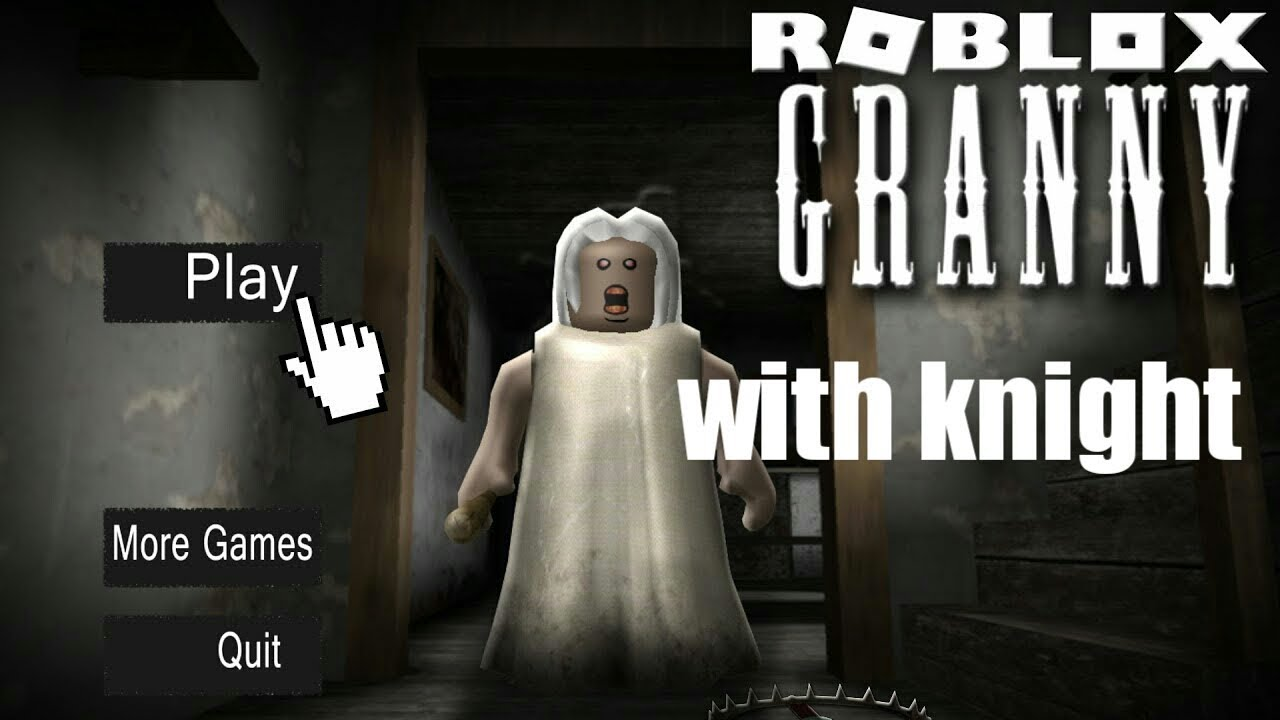 How to hack roblox granny without anything