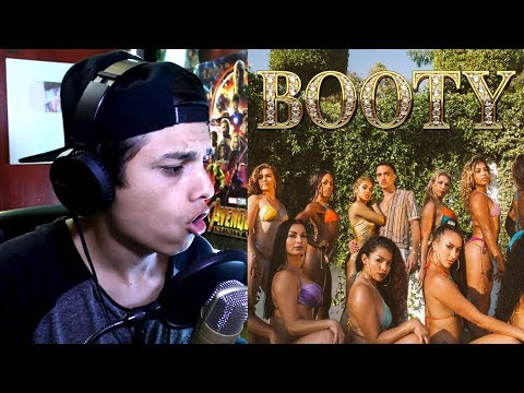 [Reaccion] C. Tangana, Becky G – Booty (Video Oficial) Themaxready