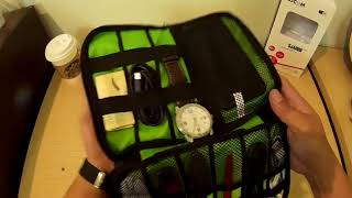 Gadget Pouch ( Travel Cable Organizer )