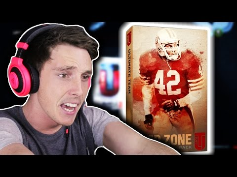I HATE PACK OPENINGS! (Madden Ultimate Team Pack Opening)
