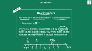 Representing Irrational numbers (√2, √3) on the number-line (Part-1)
