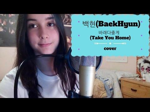 [STATION] BAEKHYUN 백현_바래다줄게 (Take You Home) MV cover