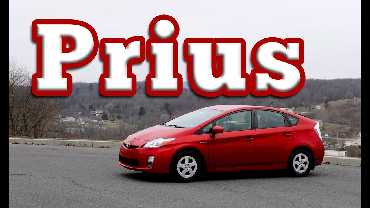 Regular Car Reviews 2010 Toyota Prius Youtube