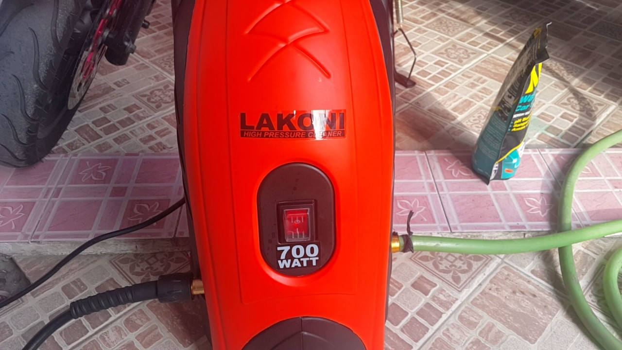 Lakoni Daytona 100 High Pressure Cleaner Part 2 Youtube 70 Jet Laguna Alat Cuci Motor