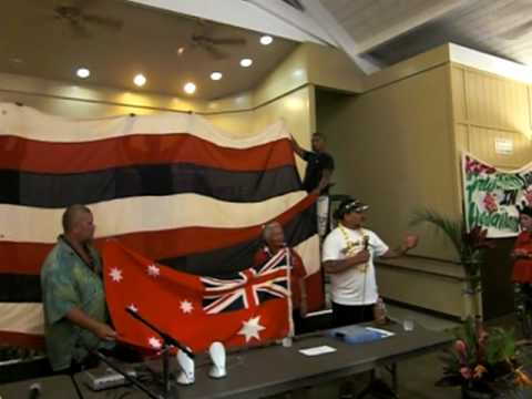 cont Historic Hawaiian Flag