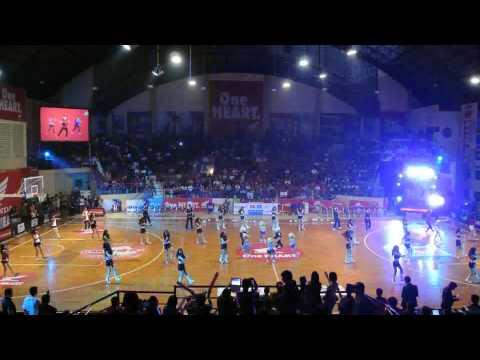 One HEART Dance At Final Honda DBL