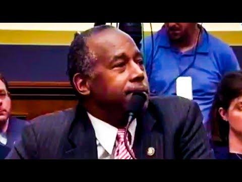 Download Youtube: Ben Carson HUMILIATED: Clueless About How Many Families His Cuts Will Harm