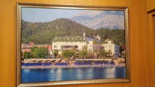 Обзор отеля l ancora beach hotel 4 турция 2020 после карантина все включено