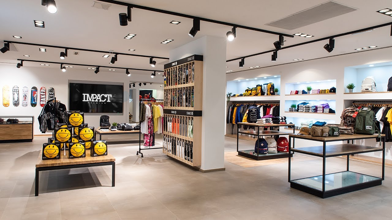 IMPACT PREMIUM | Mulhouse Strasbourg | Sneakers