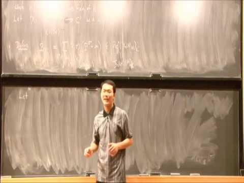 A New Formulation of the Gross-Zagier Formula - Xinyi Yuan