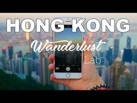 HOW TO HONG KONG BUDGET TRAVEL - 3 DAYS