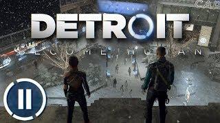 WYZWOLENIE    Detroit: Become Human [#11]
