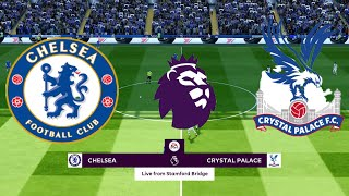FIFA 20 Chelsea vs Crystal Palace Premier League 2020 21 Match week 4 Full Match Gameplay