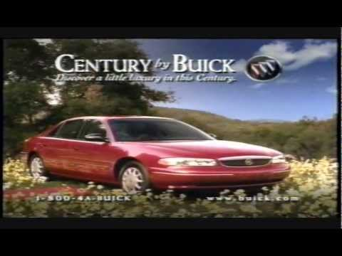 Worst Commercial Ever  Buick Century 1997