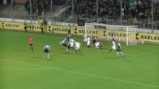 Stuttgarter Kickers - 1. FC Saarbrücken  Spielzusammenfassung 13.Spieltag