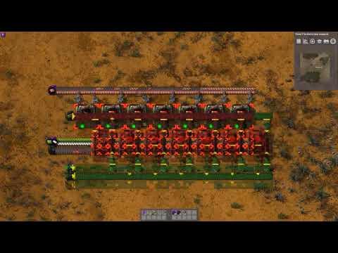 Factorio sandbox: Creative mode 16