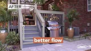 Deck Refreshes - Lowe's Creative Ideas