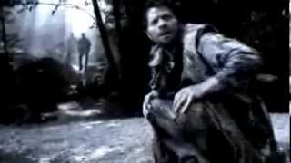 Castiel- Angel with a Shotgun