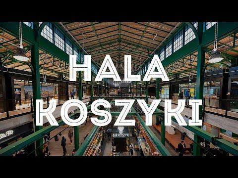Hala Koszyki - Warsaw Foodie Market