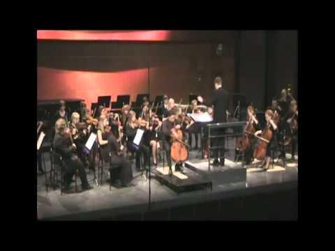 Samuli Peltonen - Joseph Haydn  Sellokonsertto nro 1, C-duuri osa 3