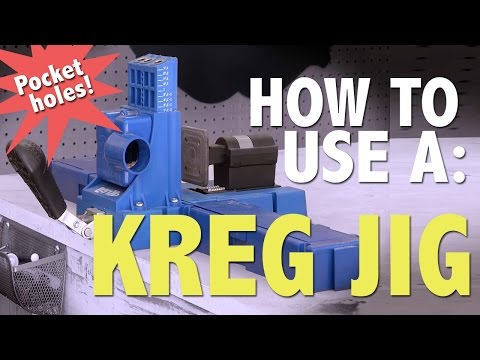 How To: Use a Kreg Jig | Shanty2Chic