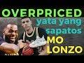 Lonzo Ball's signature shoes MAS MAHAL pa sa Lebron at Jordan!