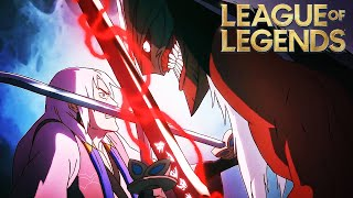 League of Legends - Official Spirit Blossom Cinematic Animated Trailer |