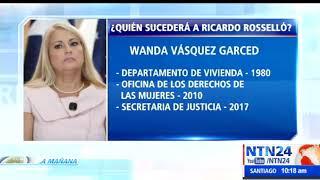 ¿Quién es Wanda Vázquez Garced? La sucesora de Ricardo Rosselló en Puerto Rico