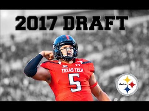 Patrick Mahomes || 2017 NFL Draft Highlights