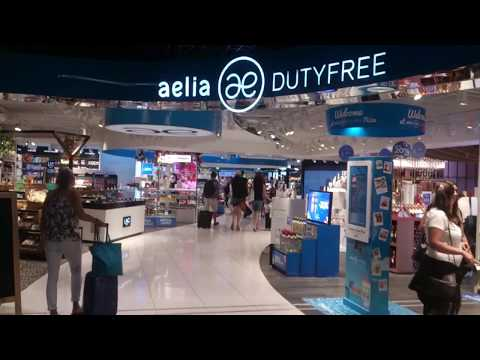 Nice Côte-D'Azur Airport HD Presentation [Fly Events airports]
