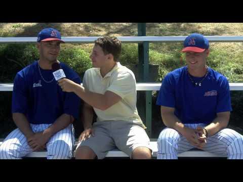 Catch of the Day - Kevin Vance, Matt Brazis, Game 42 vs Hyannis streaming vf