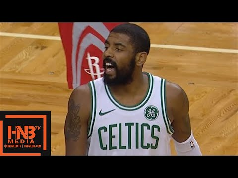 Boston Celtics vs Houston Rockets 1st Half Highlights / Week 11 / Dec 28