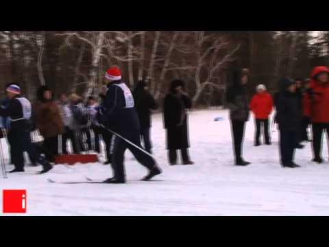 Лыжники, вперед!