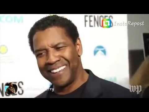 Denzel Washington Interview