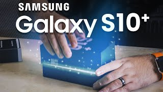 Samsung Галаксі С10 Плюс Розпакування + Samsung Galaxy Нирки Анбоксинг!