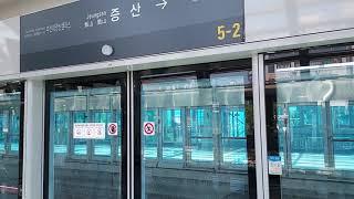 부산교통공사2호선 2차분 250편성 BTC2085 장산…